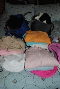 Good bye clothes