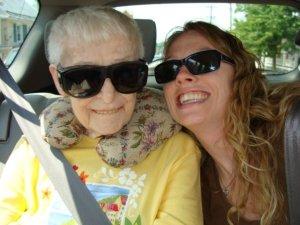 Nana & I.