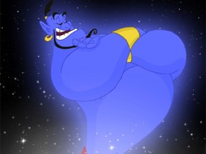 Genie, I'm going to miss you.