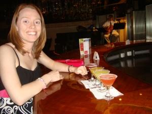 Martini tasting!