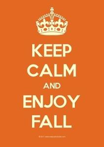 YAY Fall!