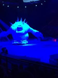 Elsa's Monster