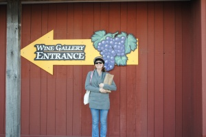 Wine visits.