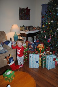 Presents! YAY!