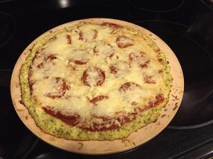 yum pizza!