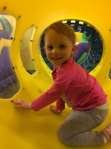 Fun times in the tunnel
