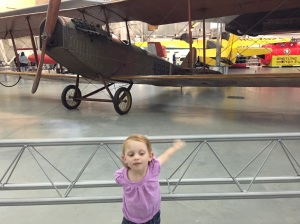 Sydney loves planes